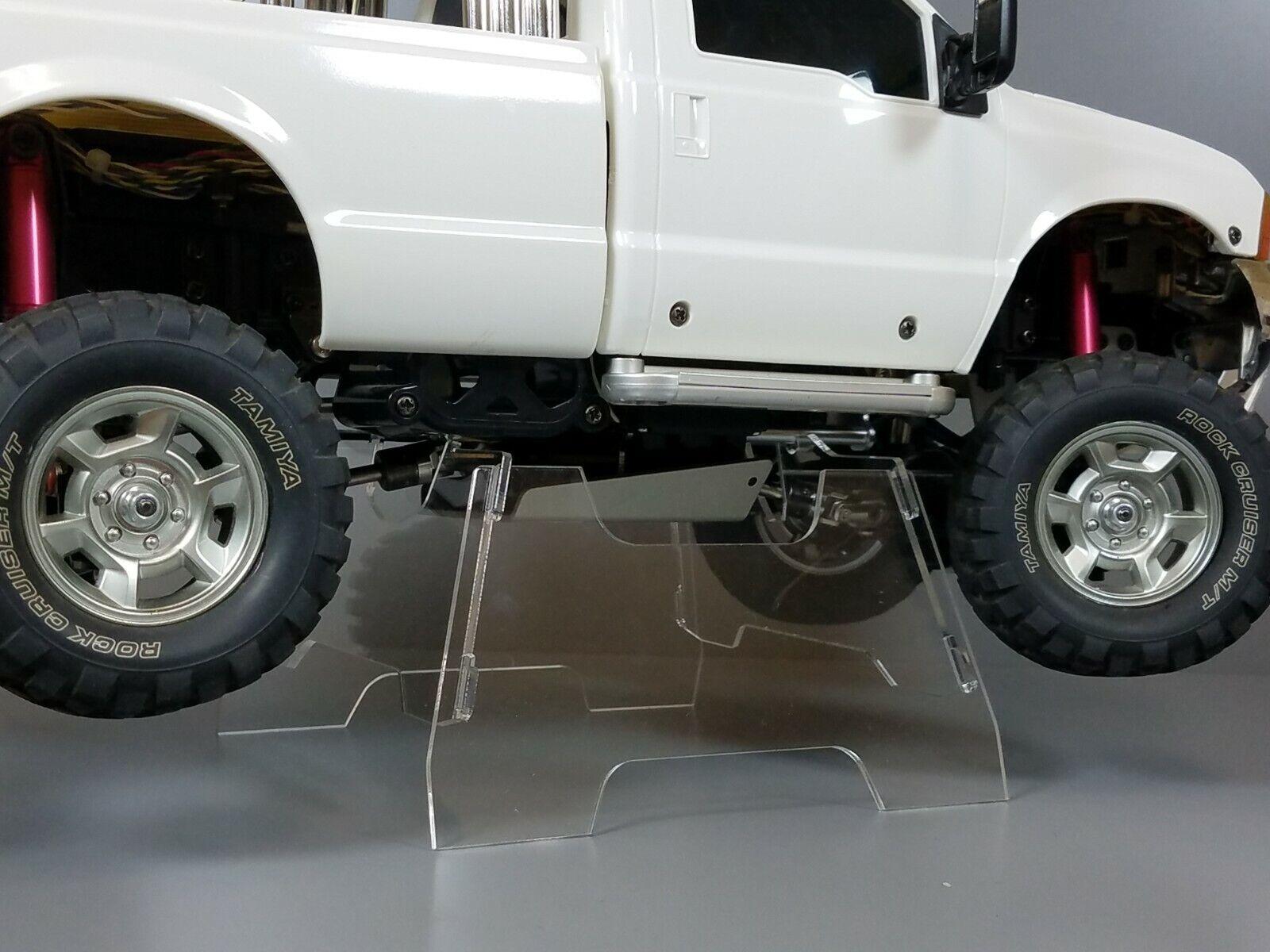 acrylic display stand for tamiya 1 10