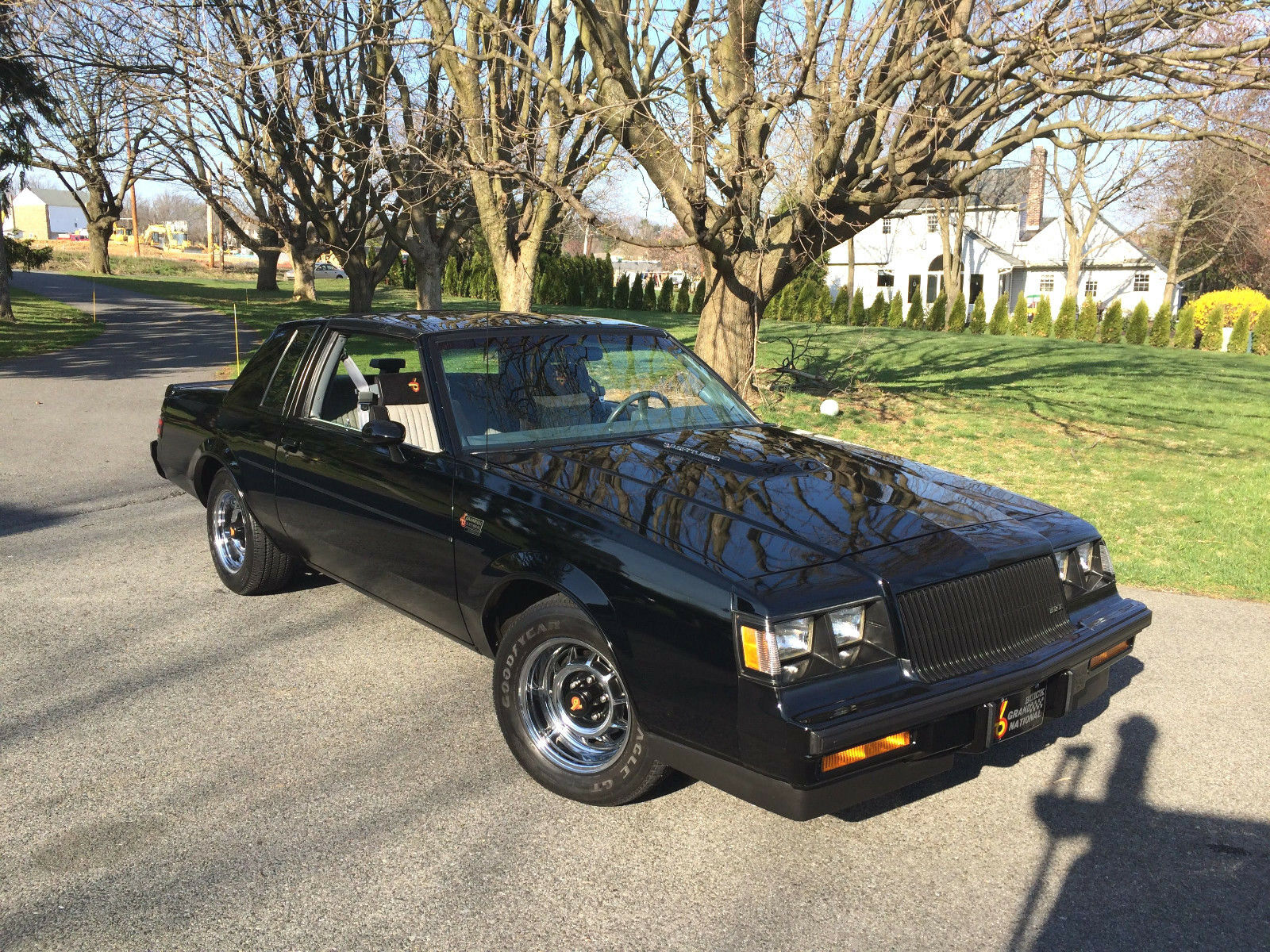 1987 Buick Grand National  Orginal Owner 6,759 miles