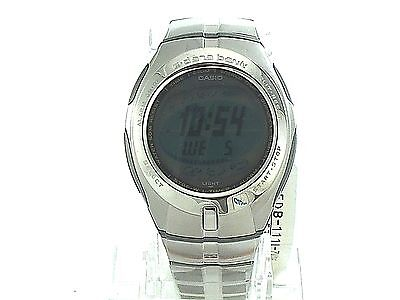 CASIO E-Databank Icon Display Watch EDB-111D-7 Stopwatch Multi-function