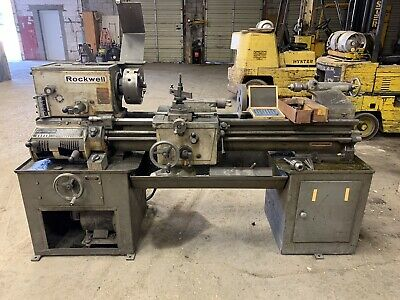 14 Delta Rockwell Lathe Buck Chuck 1 38 Spindle
