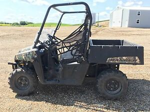2013 Polaris ranger 500 side by side