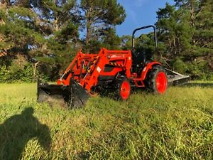 Kioti EX50 50hp Tractor  Glenorie The Hills District Preview