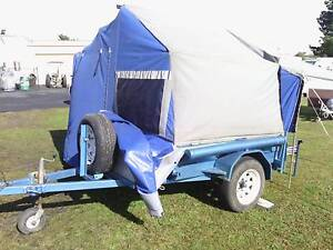 lightweight CAMPER TRAILER, Armidale Armidale City Preview