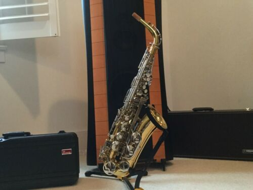 King Empire  Alto Saxophone - EX/NM Condition - Totally Refreshed