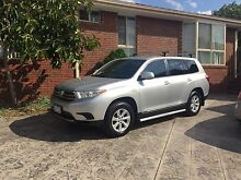 2010 Toyota kluger KX.R auto 2WD 5Seats Meadow Heights Hume Area Preview
