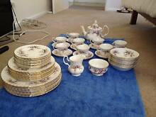 ROYAL ALBERT DINNER SET - Bone China Coffs Harbour Area Preview