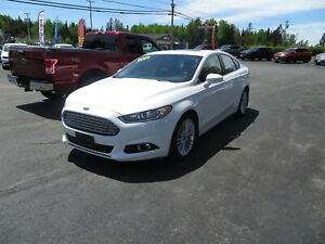 2014 Ford Fusion 2014 Ford Fusion - 4dr Sdn SE AWD