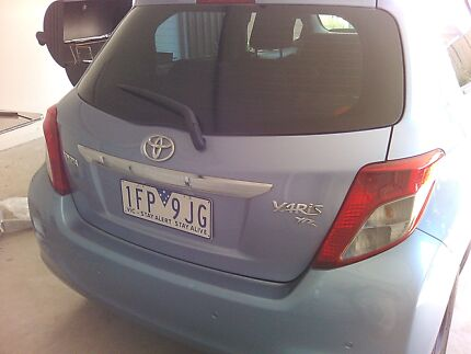 Toyota yaris 2012 Meadow Heights Hume Area Preview