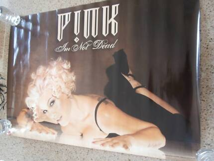 PRINT - PINK POSTERS 3 ONLY