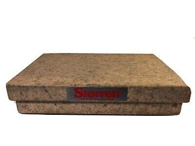 Starrett Granite Surface Plate 927464 18 X 12 X 4 12