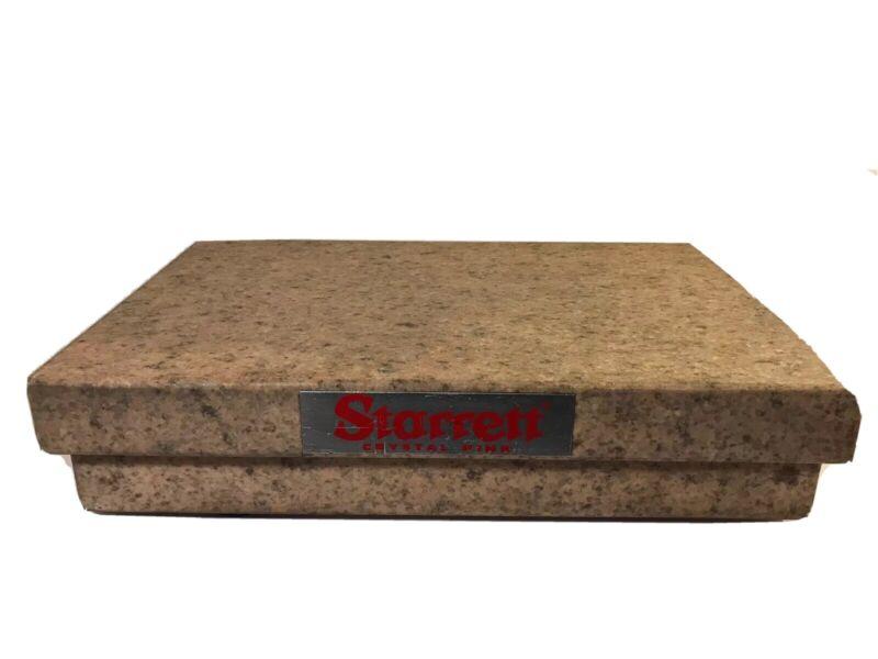 """Starrett Granite Surface Plate 927464 18"""" X 12"""" X 4 1/2"""""""