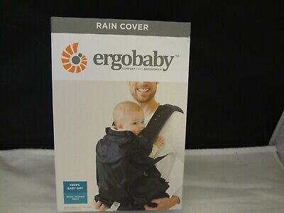 Ergobaby Water Resistant Baby Carrier Rain Cover, Black - FREE SHIPPING!!!