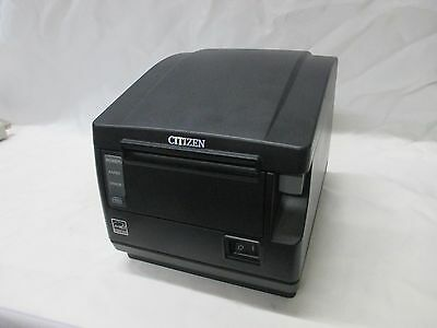 Citizen Ct-s651 Direct Thermal Pos Printer Wifi 10100 Wh139