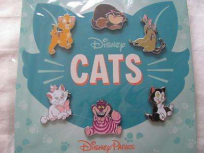 Disney Trading Pins 110924 Disney Cats Booster Set