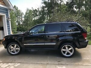 2007 Jeep Grand Cherokee Diesel