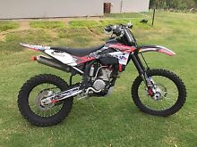 Husqvarna 2014 TXC 250 Great condition Limestone Creek Rockhampton City Preview