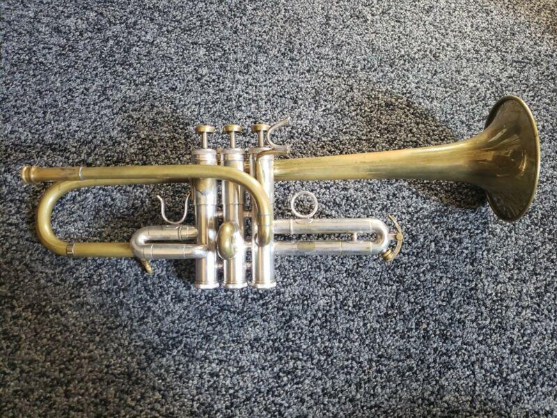 Larson Prototype Eb Trumpet