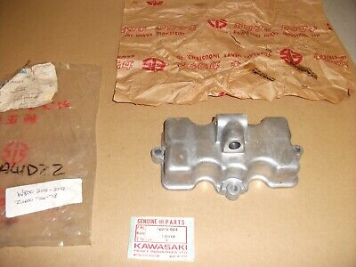 Kawasaki NOS Cylinder Head Cover Z400 Twin / W800 for sale  Shipping to Ireland