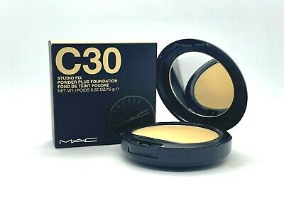 Mac Studio Fix Powder Plus Foundation ~ C30 ~ .52 oz BNIB for sale  Shipping to India