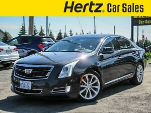 2016 Cadillac XTS AWD, LUXURY COLLECTION, ULTRAVIEW SUNROOF, REM