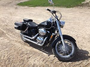 Honda Shadow trade for dirtbike
