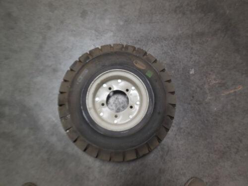 Industial Softtuff Forklift tire 6.00-9 New
