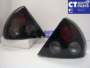Smoked Tint Altezza Tail Lights for 95-00 Mitsubishi Lancer EVO 4 5 6 CE