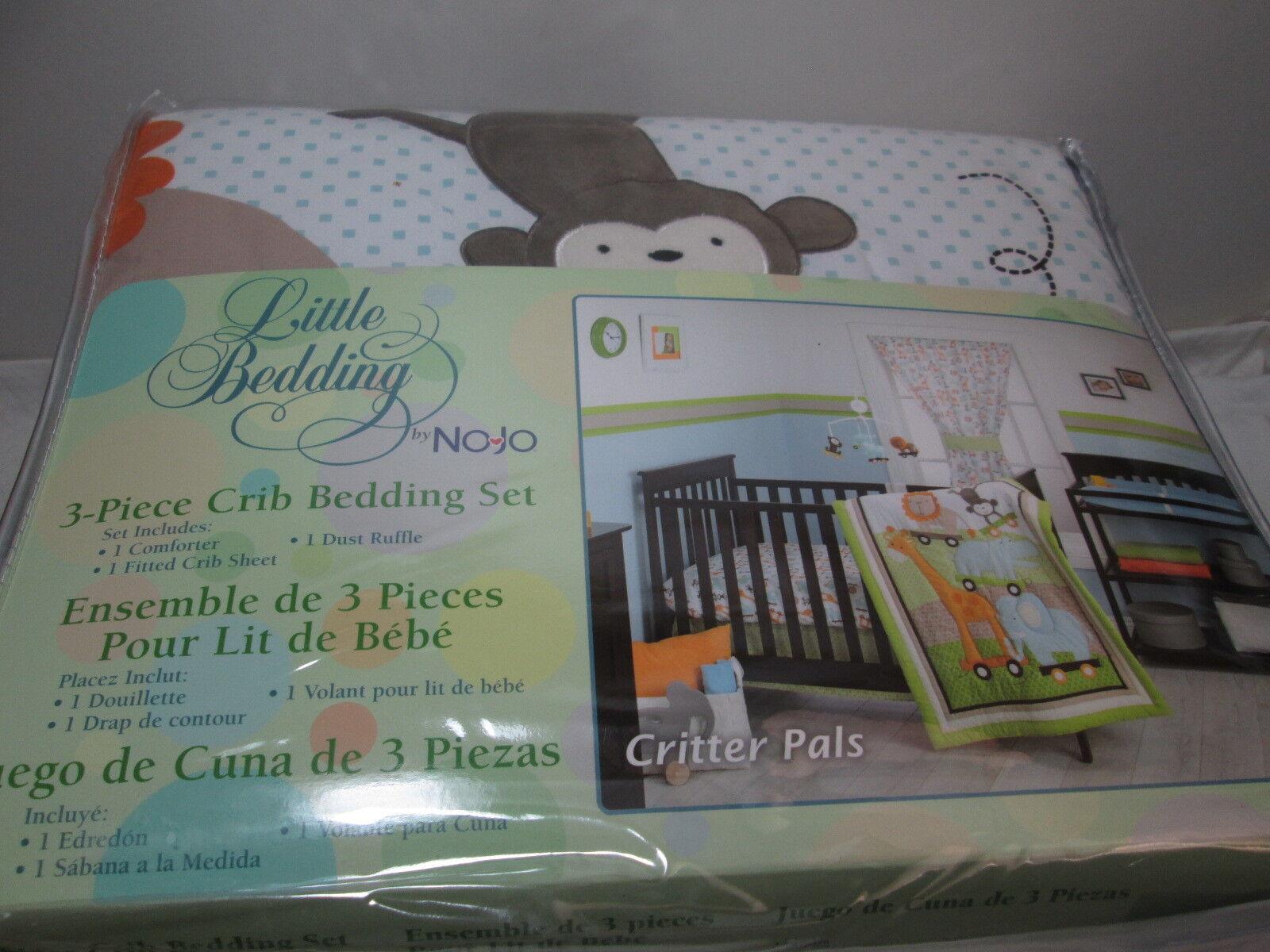 Nojo Crib Bedding Canada