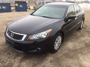 2008 Honda Accord Ex-L fully loaded remote starter no accident