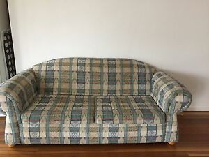 Sofa bed plus 3 seater lounge Shellharbour Shellharbour Area Preview