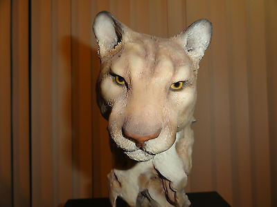 Earth Tones - Mill Creek Studios- Cougar statue / sculpture