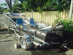 Perfect fishing boat Capalaba Brisbane South East Preview
