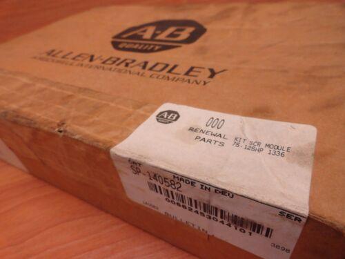 *FACTORY SEALED* ALLEN BRADLEY SP-140582 SCR MODULE KIT 75-125HP 1336