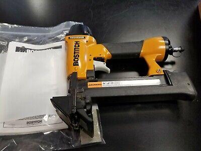 Bostitch Flooring Stapler Model Sx150-bhf