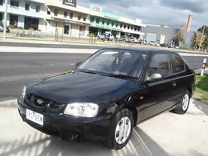 2002 Hyundai Accent Hatchback Footscray Maribyrnong Area Preview