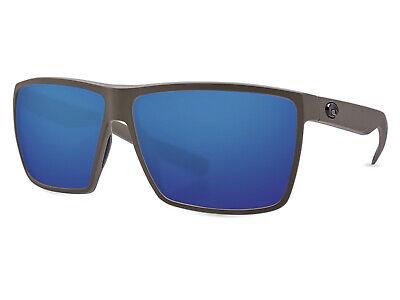bb9ea88b6c226 NEW Costa Del Mar RINCON Matte Moss   580 Blue Mirror Plastic 580P