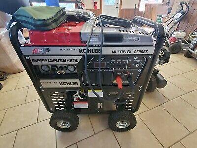 Kohler Multiplex 9600rs Generator Welder Air Compressor 2-year Mfg Warranty