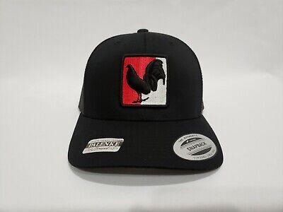 PalenkeBrand 3D Curvebill Snapback Game Cock Rooster Hats