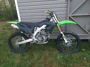 2009 KX450F