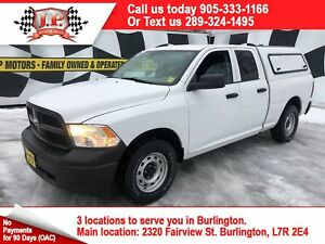 2012 Ram 1500 ST, Quad Cab, Automatic, Bluetooth