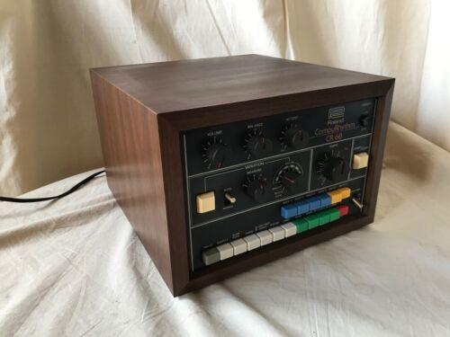 Roland CR-68 CompuRhythm Vintage Drum Machine