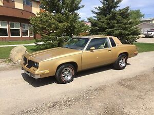 1986 cutlass supreme