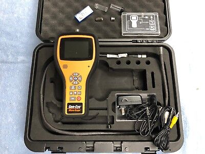 General Pipe Cleaners Gm-c Gen-eye Micro Scope Package Camera Color Inspection