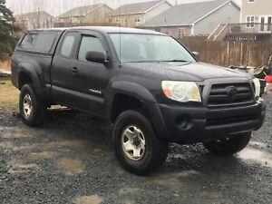 2005 Toyota Tacoma access cab base