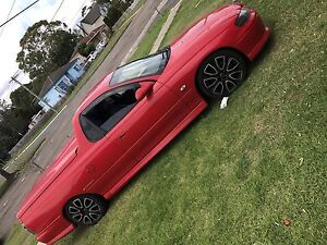 Holden commodore ute SV6 2002 auto $3500 Guildford West Parramatta Area Preview