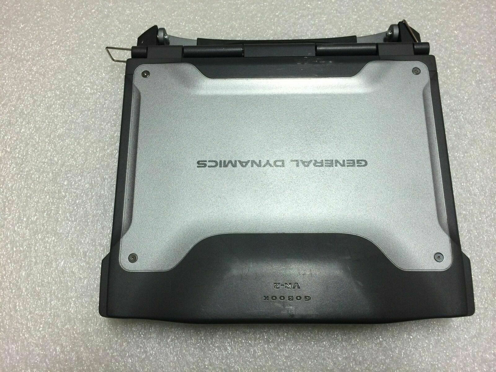 ITRONIX GD6000 2.53GHZ 4GB TOUGHBOOK LAPTOP 128GB SSD GENERAL DYNAMICS OFFICE