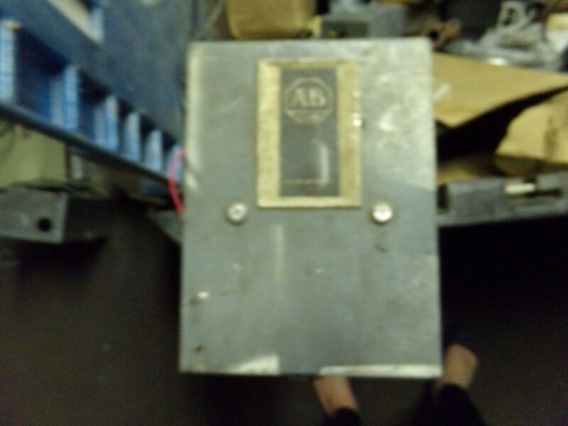 Allen Bradley Electrical Enclosure Box *FREE SHIPPING*