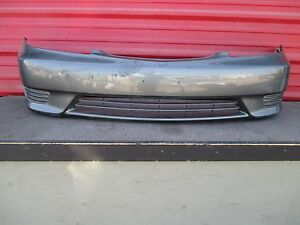 toyota camry front bumper cover oem 2005 2006 original 05 06. Black Bedroom Furniture Sets. Home Design Ideas