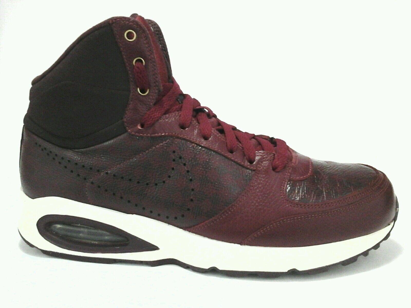 Nike AIR MAX INTERNATIONAL Burgundy Red Shoes Men s US 9 UK 8 EUR 42.5 RARE ec08f3faafc