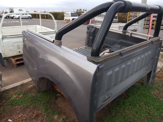 2014 Mazda Bt50 Duel Cab Ute Tub Tray 9885 Auto